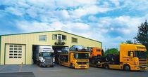Verkaufsplatz Turbo - Truck kft