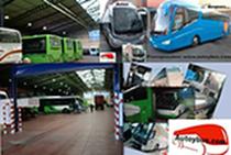 Verkaufsplatz Autoybus