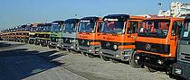 Verkaufsplatz Trucks Trailers & Machinery BV