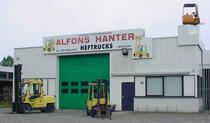 Verkaufsplatz Handelsonerneming Alfons Hanter