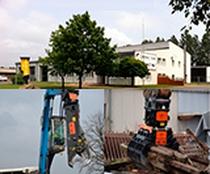 Verkaufsplatz HYDRARAM Deutschland GmbH