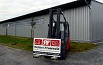 Verkaufsplatz Richter & Friedewald Fördertechnik GmbH