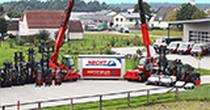 Verkaufsplatz Hecht Fördertechnik GmbH