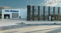Verkaufsplatz Kraemer Baumaschinen company