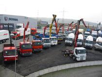 Verkaufsplatz Top Truck Contact GmbH
