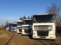 Verkaufsplatz DS Trucks