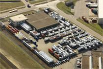 Verkaufsplatz pk trucks holland