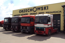 Verkaufsplatz P.U.H RAFAŁ ORZECHOWSKI