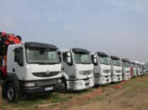 Verkaufsplatz Lanamar – Trucks & Machinery