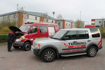 Verkaufsplatz Terberg DTS UK Ltd – Fire & Rescue Division