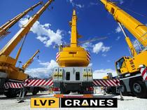Verkaufsplatz LVP CRANES SPAIN SL