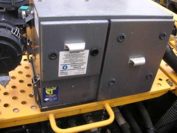 Onbekend Amberg (432)Schutzbelüft. / protective ventilation Andere Ausrüstung