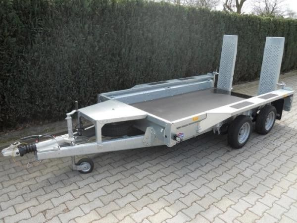 IFOR Williams GX106 3.5T PLANT TRAILER Autotransporter Anhänger