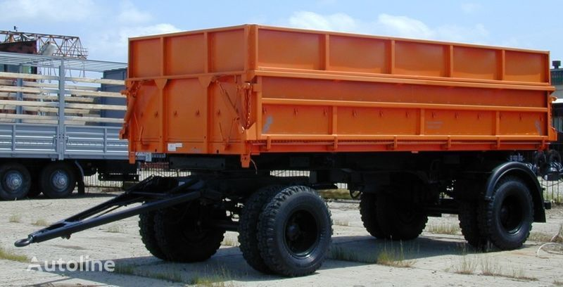 neuer KAMAZ SZAP-8551-02 Kipper Anhänger