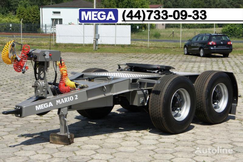 neuer MEGA 2015 SALE !!! 2 Achsen Dolly fur Kipper mit Hydraulik - BEREIT ! dolly Anhänger