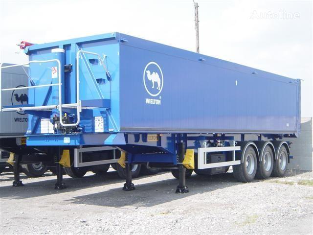 neuer WIELTON NW - 3 (50m3) Getreidetransporter Auflieger