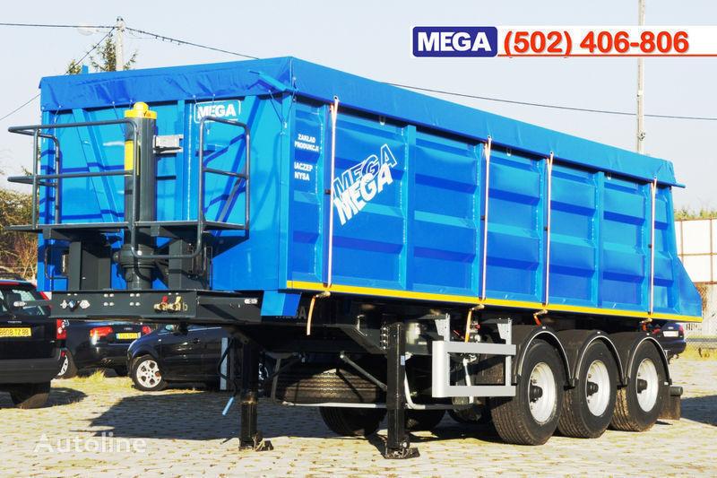 neuer MEGA 35/9200 kcc - camosval 35 kub.m., pama k tyagachu 6x4, klapan! Kippauflieger