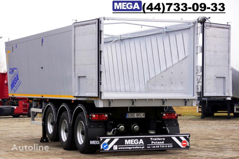neuer MEGA 39/8360KD- camosval 39 kbm, alyuminievyy, klapan-dverey GOTOV! Kippauflieger