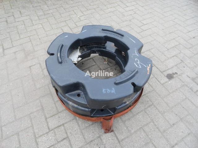neues Hinterradgewichte CNH 227 kg Gegengewicht