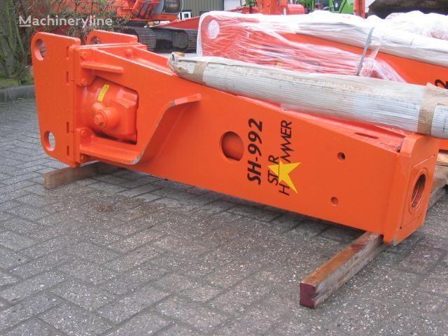 neuer STAR Hammer SH 992 Hydraulikhammer