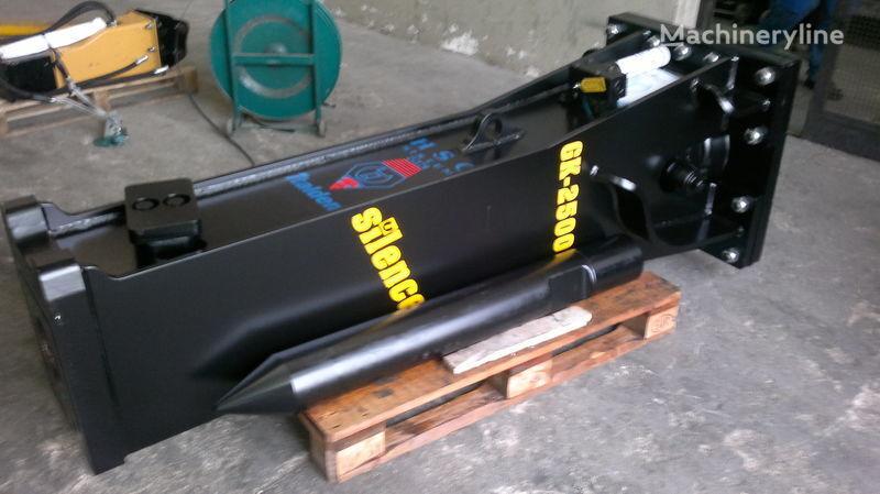 neuer STAR Hammer G 2500S Hydraulikhammer