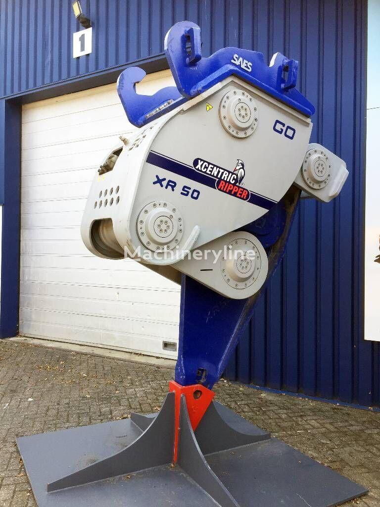 XCENTRIC Ripper XR 50 Hydraulikhammer