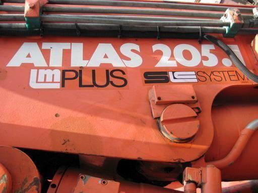 ATLAS-205.1 (Geramaniya) Ladekran