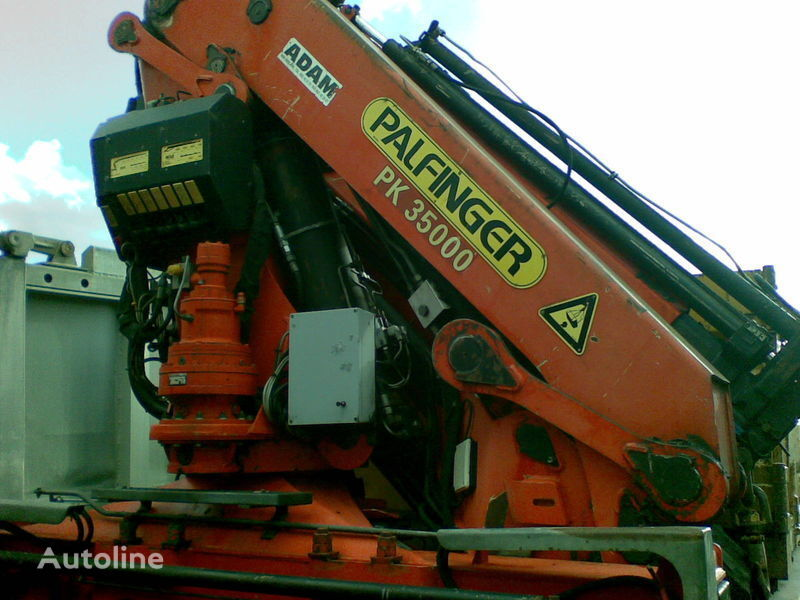 PALFINGER PK - 35000  ( Avstriya ) Ladekran