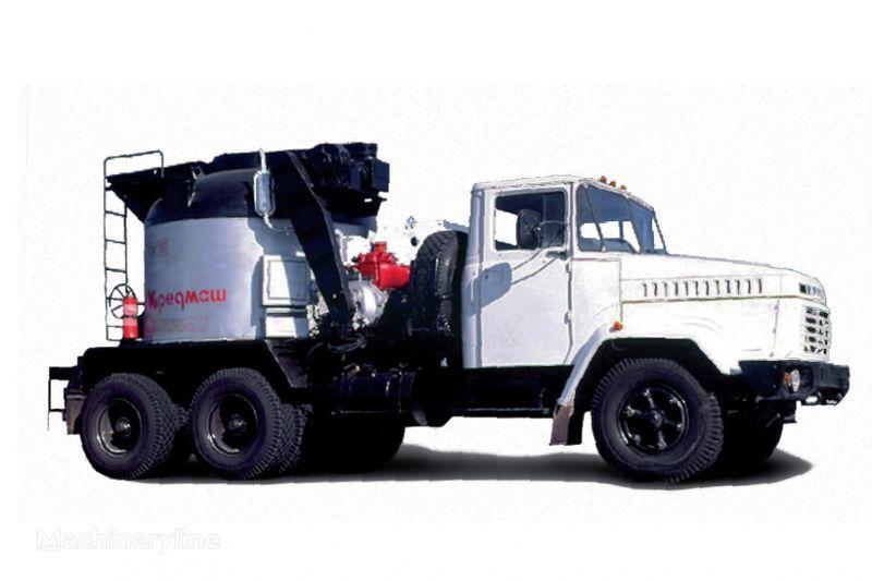 KRAZ 65055 KDM 1502 Kotel dlya litogo asfalta  Andere Baumaschinen