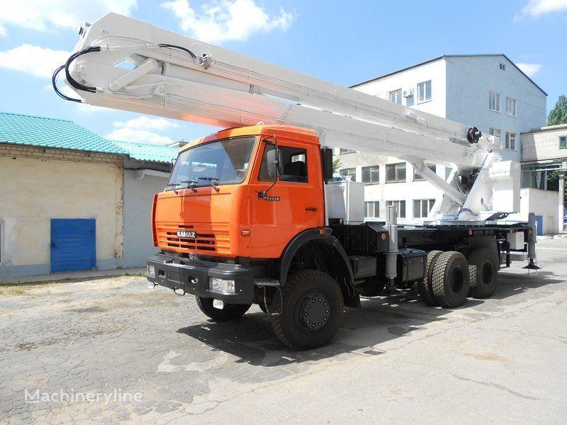 KAMAZ VS-32  Arbeitsbühne-LKW
