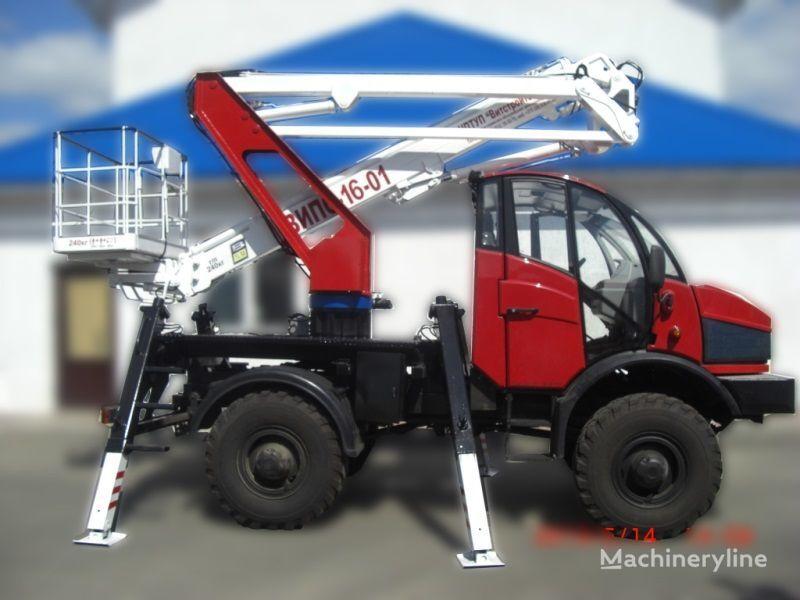Lifting Machines AGP VIPO-16-01-02 Silant Arbeitsbühne-LKW