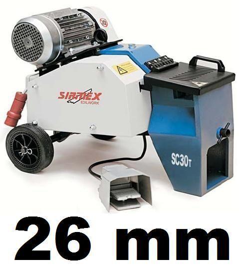neue SIRMEX SC30 T Bewehrungsschneidemaschine