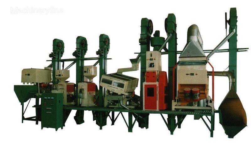 neuer Risovyy zavod Kitay 18 - 150 tonn v sutki Industrieausrüstung
