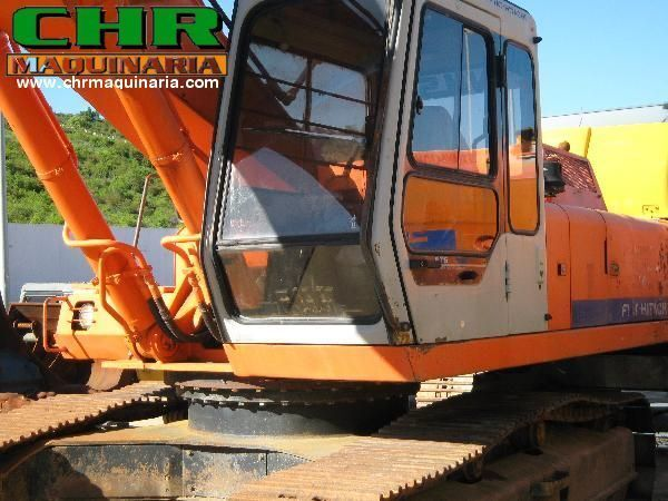 FIAT-HITACHI FH200 - FH220 Kettenbagger