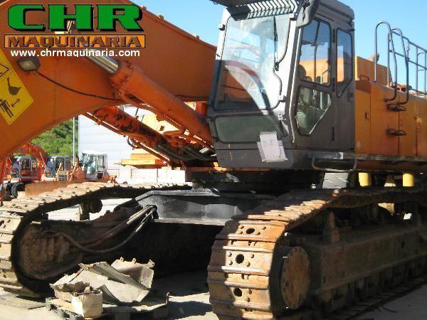 HITACHI EX800 Kettenbagger