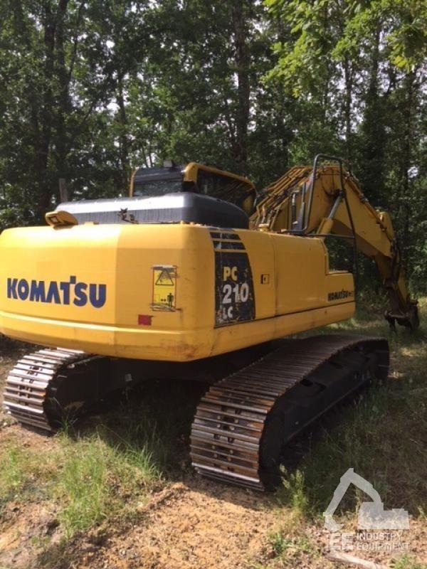 KOMATSU PC 210 LC-8K Kettenbagger
