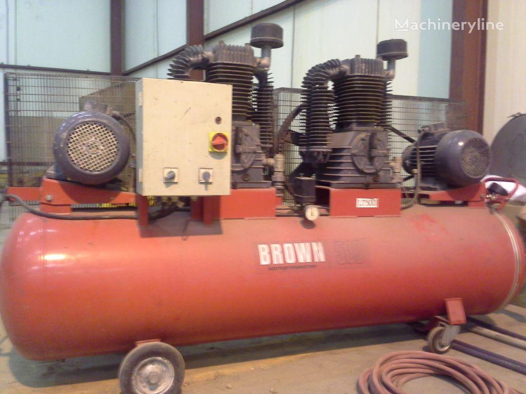 Diversen BROWN LT 500 Kompressor