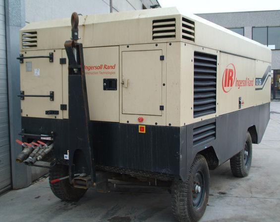 INGERSOLL RAND 12/235 VHP825 Kompressor