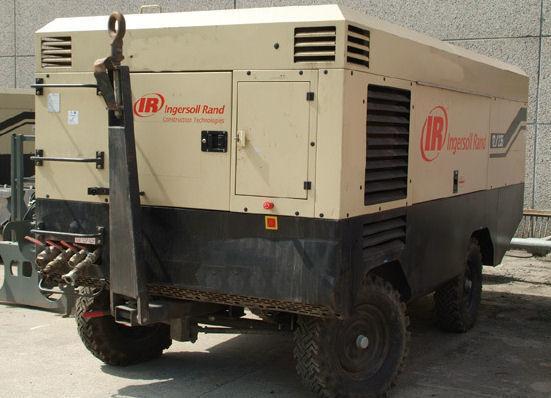 INGERSOLL RAND 21/215 XHP760 Kompressor