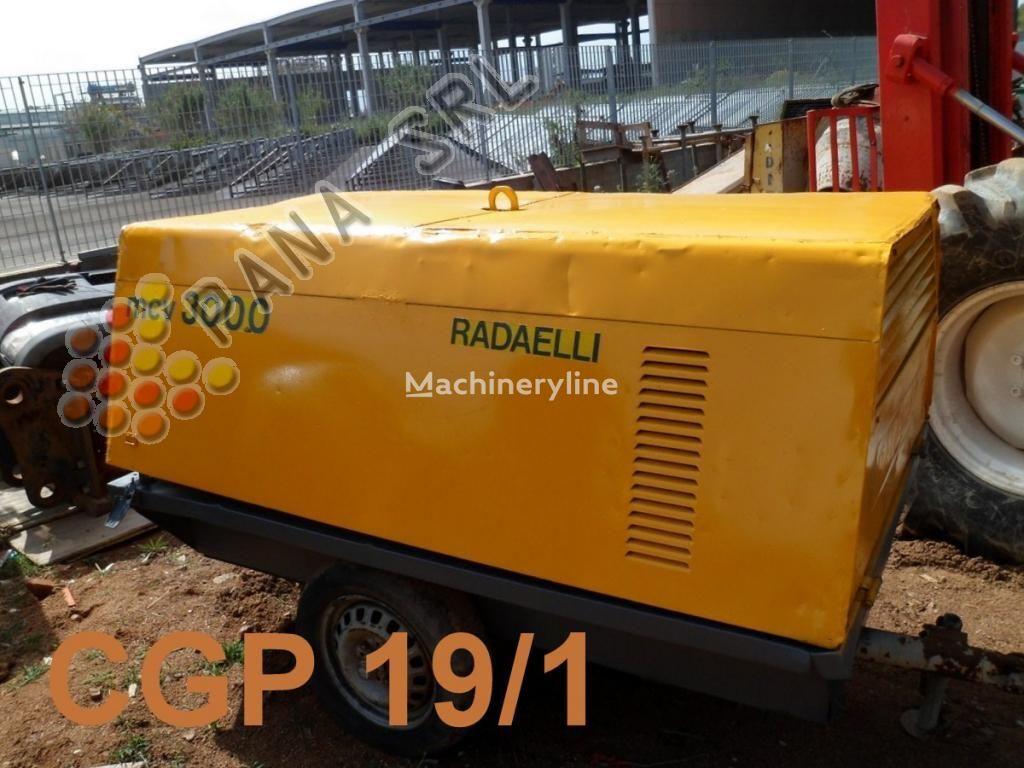 RADAELLI MCV 3000 Kompressor