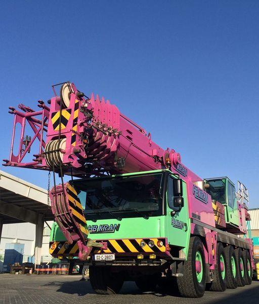 LIEBHERR 100 Ton Crane LTM 1100 - 5.2  (SOLD) Kranwagen