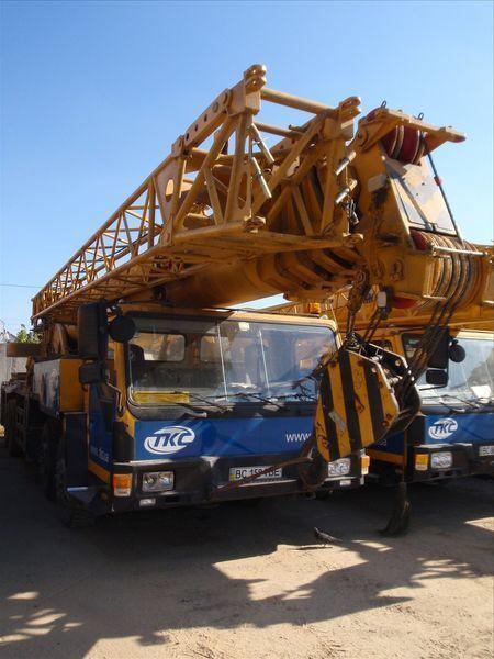 XCMG QY65K Kranwagen