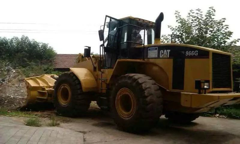 CATERPILLAR 966G Radlader