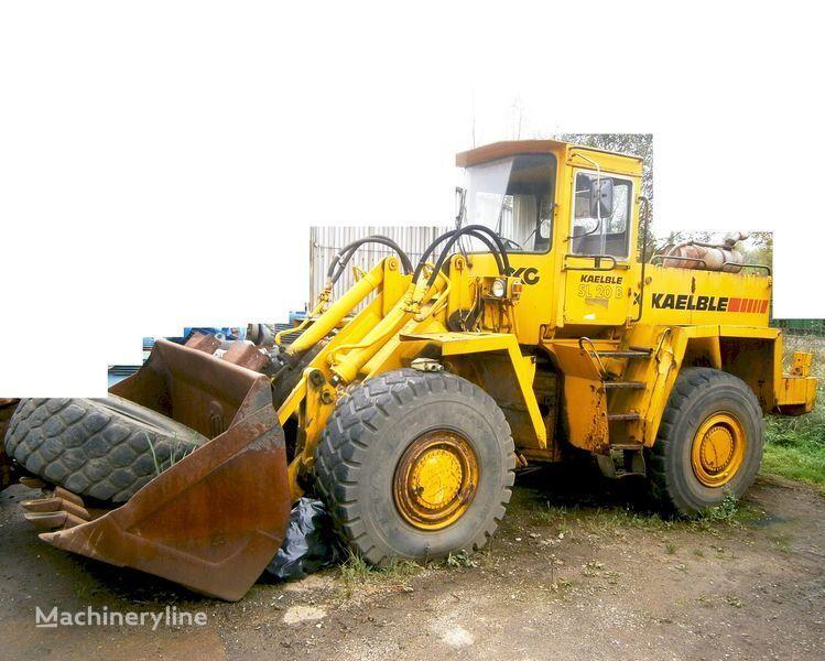 KAELBLE SL 20B Radlader