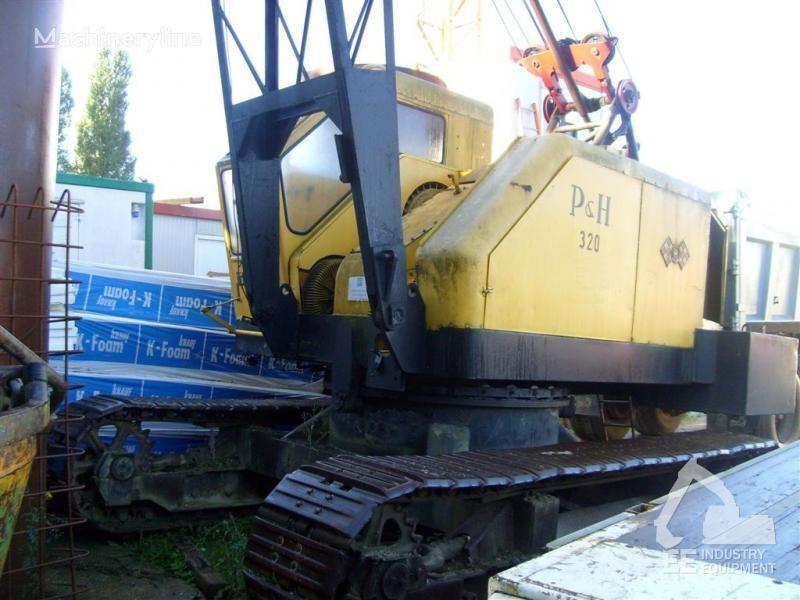 P&H 320 Raupenkran