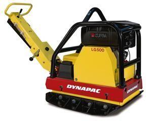 neue DYNAPAC LG500 Rüttelplatte