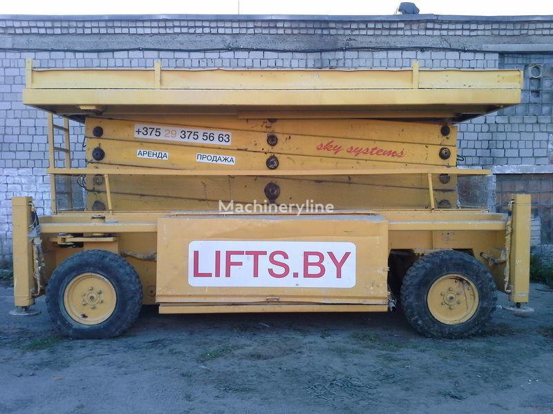LIFTLUX SL-205-25   22.5m  4*4 Scherenbühne