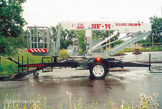 Lifting Machines PPG-14  Teleskopbühne