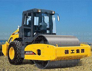 neue XCMG XS222 Walzenzug