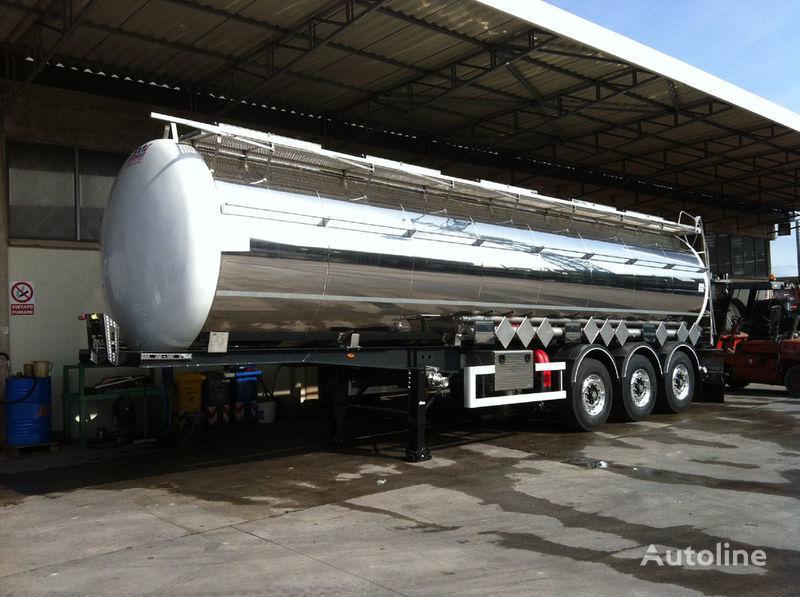 neuer BSL Chemie Tankwagen